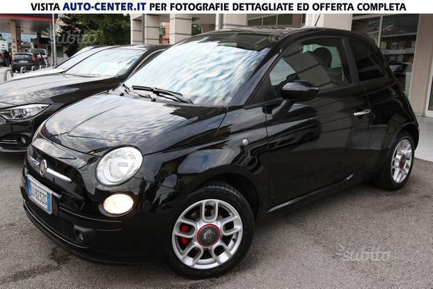 sold fiat 500 sport 1 4 100cv pell used cars for sale autouncle. Black Bedroom Furniture Sets. Home Design Ideas