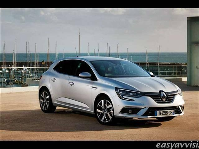usata Renault Mégane 1.5 dci Intens Energy 110cv