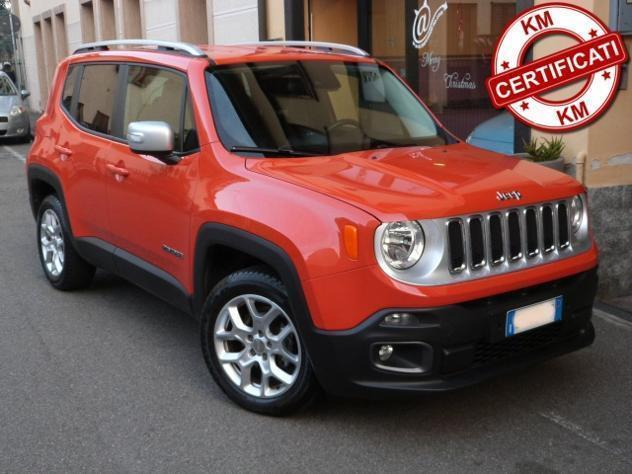 sold jeep renegade 1 6 mjt limited used cars for sale autouncle. Black Bedroom Furniture Sets. Home Design Ideas