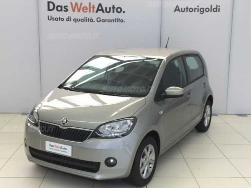sold skoda citigo 75 cv asg 5 port used cars for sale. Black Bedroom Furniture Sets. Home Design Ideas