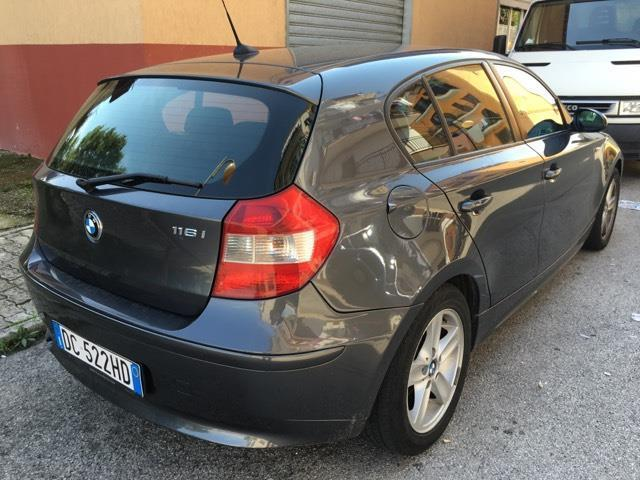 sold bmw 116 serie 1 e87 cat 5 p used cars for sale autouncle. Black Bedroom Furniture Sets. Home Design Ideas