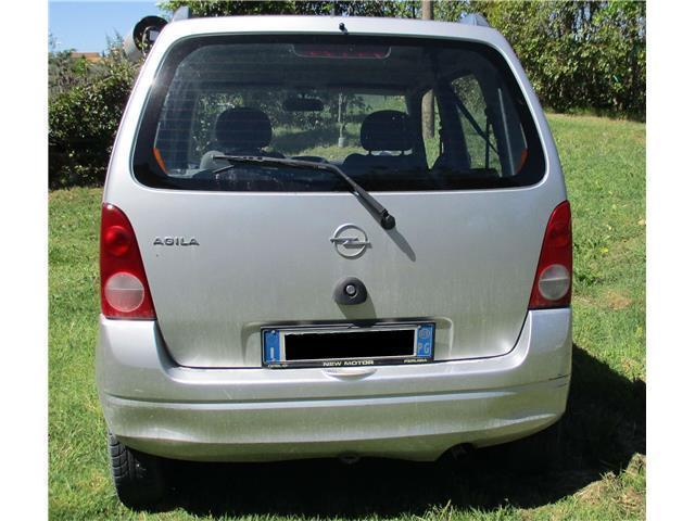 sold opel agila 1 0 12v - used cars for sale