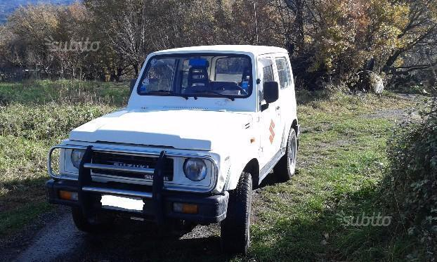 Venduto Suzuki Samurai - 1990