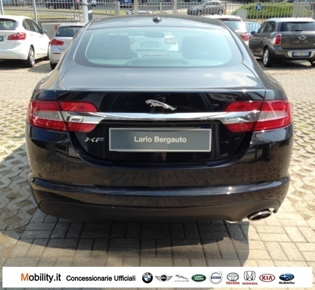 Xf Jaguar For Sale Used: Sold Jaguar XF Usata Diesel Grumel.