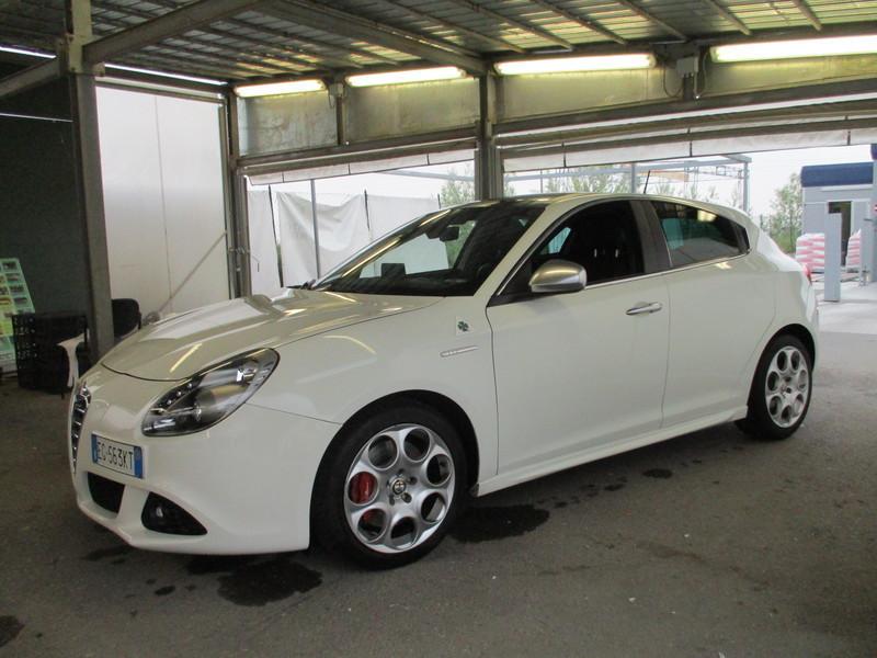 Alfa romeo giulietta 1750 tbi quadrifoglio verde for sale 10