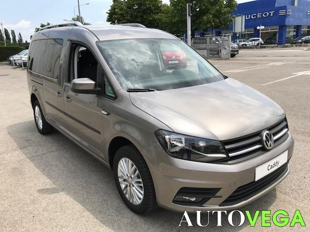 sold vw caddy maxi 7 posti plus 2 used cars for sale. Black Bedroom Furniture Sets. Home Design Ideas