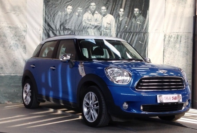 Venduto Mini Cooper Clubman Cooper Be Auto Usate In Vendita