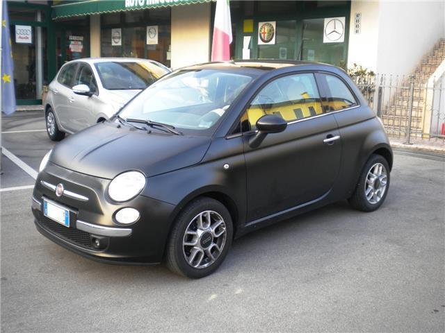 Venduto Fiat 500 1 2 69 Cv Lounge Cam Auto Usate In Vendita