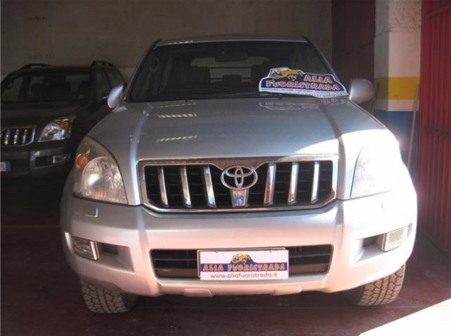 Kdj 125 Usato Venduto Toyota L...