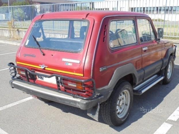 sold lada niva 4x4 gpl 1992 used cars for sale autouncle. Black Bedroom Furniture Sets. Home Design Ideas