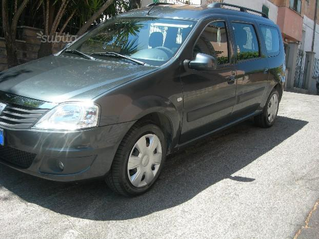 sold dacia logan sw 1 6 gpl 2009 used cars for sale autouncle. Black Bedroom Furniture Sets. Home Design Ideas