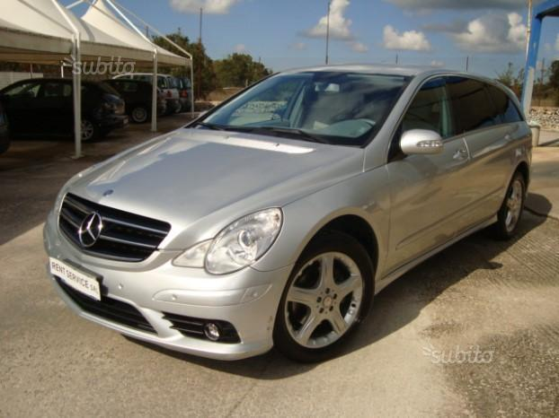 sold mercedes r320 cdi sport 4 mat used cars for sale autouncle. Black Bedroom Furniture Sets. Home Design Ideas
