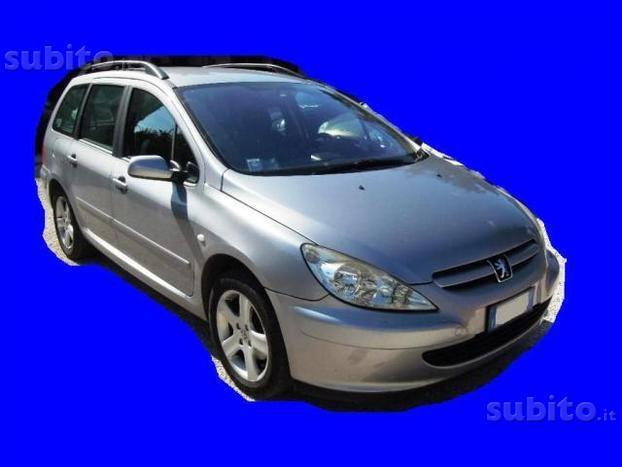 sold peugeot 307 2 0 hdi fap sw used cars for sale autouncle. Black Bedroom Furniture Sets. Home Design Ideas