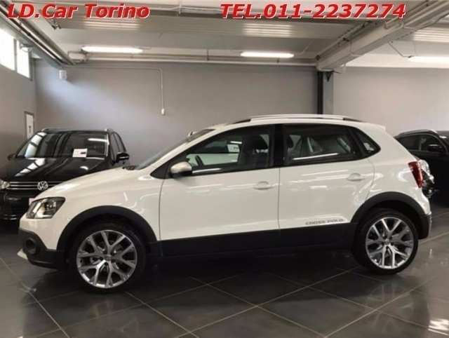 sold vw polo cross 1 2 tsi bluemot used cars for sale autouncle. Black Bedroom Furniture Sets. Home Design Ideas