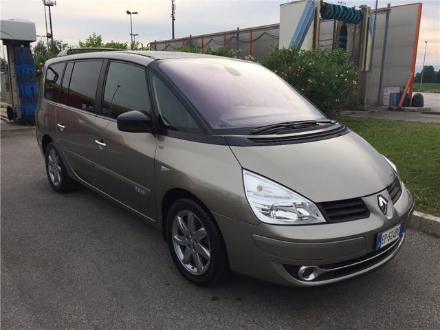 sold renault espace grand 2 0 dci used cars for sale autouncle. Black Bedroom Furniture Sets. Home Design Ideas