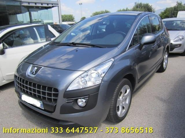 sold peugeot 3008 1 6 hdi 112cv pr used cars for sale autouncle. Black Bedroom Furniture Sets. Home Design Ideas