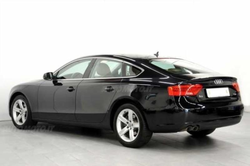 Audi a5 sportback usata 2013
