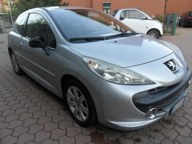 sold peugeot 207 1 6 hdi 90cv 3p x used cars for sale autouncle. Black Bedroom Furniture Sets. Home Design Ideas