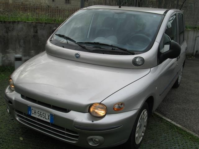sold fiat multipla 1 6 16v cat sx used cars for sale autouncle. Black Bedroom Furniture Sets. Home Design Ideas