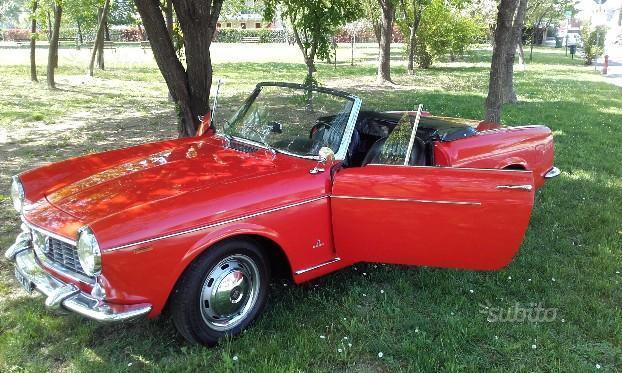 sold fiat 1500 cabrio x used cars for sale autouncle. Black Bedroom Furniture Sets. Home Design Ideas