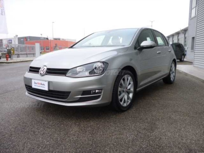 sold vw golf 1 4 tsi 125 cv 5p hi used cars for sale autouncle. Black Bedroom Furniture Sets. Home Design Ideas