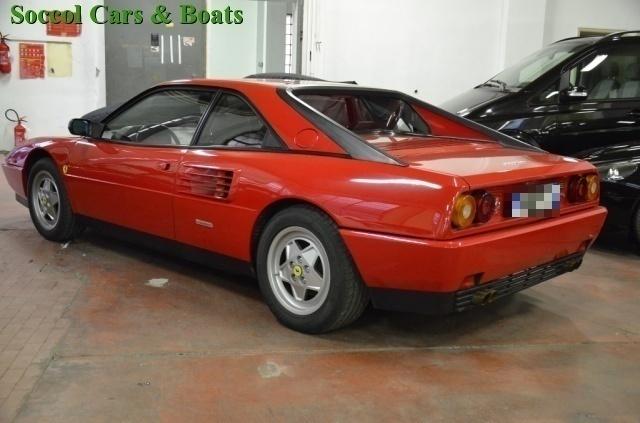 Sold Ferrari Mondial 3 4 T Cat Tet Used Cars For Sale