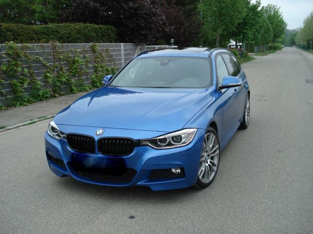sold bmw 320 d touring msport 39 39 bl used cars for sale. Black Bedroom Furniture Sets. Home Design Ideas