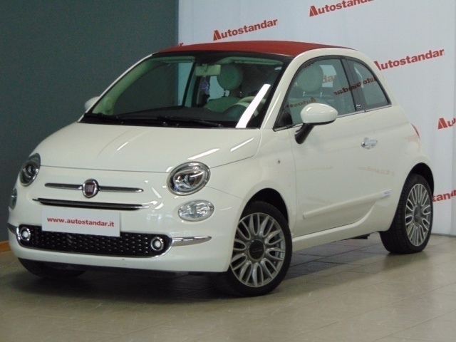 sold fiat 500c 1 2 lounge rif 721 used cars for sale autouncle. Black Bedroom Furniture Sets. Home Design Ideas