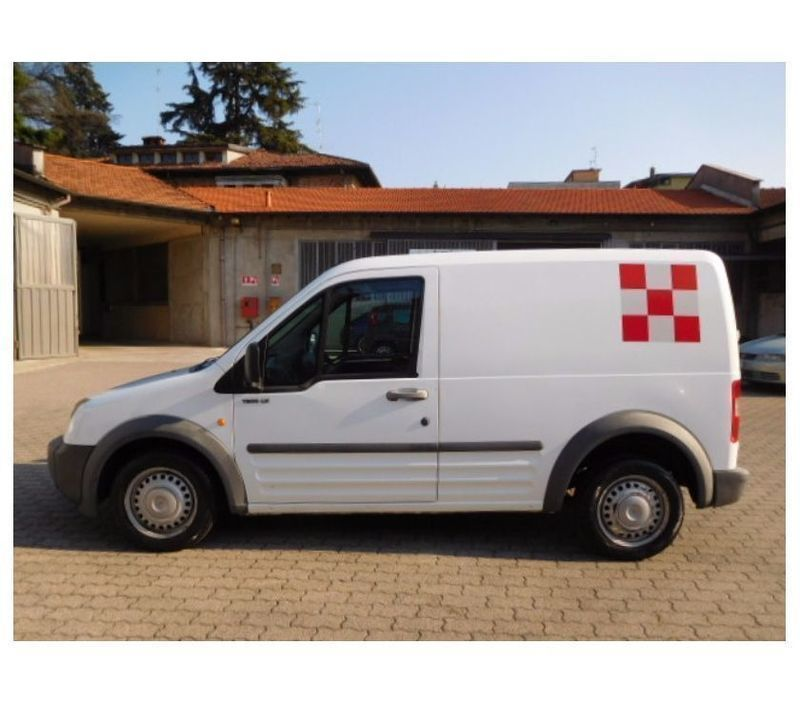 Used Ford Transit Connect In Widnes Cheshire: Sold Ford Transit Connect 1.8 TDci.