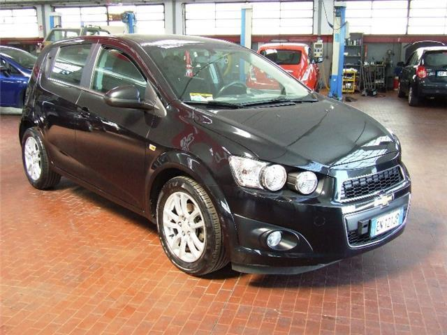 Sold Chevrolet Aveo 13 Diesel 95c Used Cars For Sale