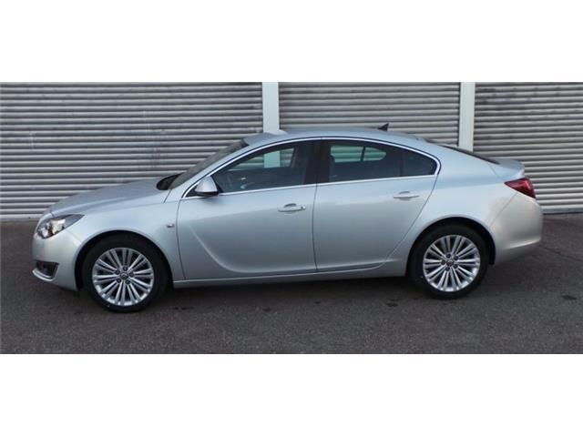 Schemi Elettrici Opel Insignia : Sold opel insignia cdti used cars for sale