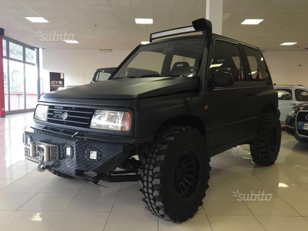 sold suzuki vitara off road used cars for sale autouncle. Black Bedroom Furniture Sets. Home Design Ideas