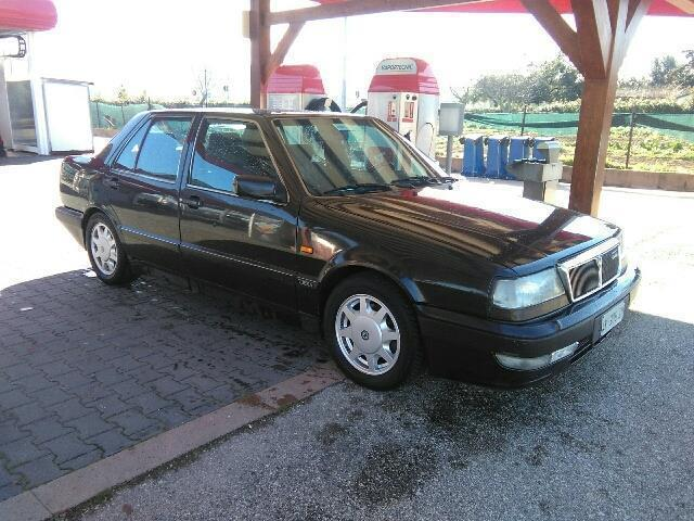 sold lancia thema 2 0 turbo 16v lx used cars for sale. Black Bedroom Furniture Sets. Home Design Ideas