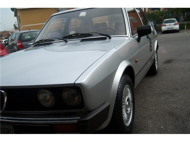 gebraucht Alfa Romeo Alfetta QUADRIFOGLIO ORO INIEZIONE MECC SPICA