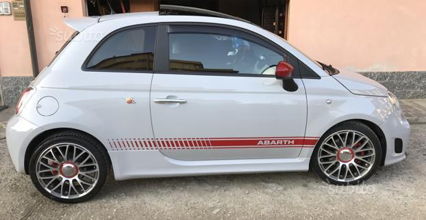 Sold Abarth 500 500 1 4 Turbo T Jet Used Cars For Sale
