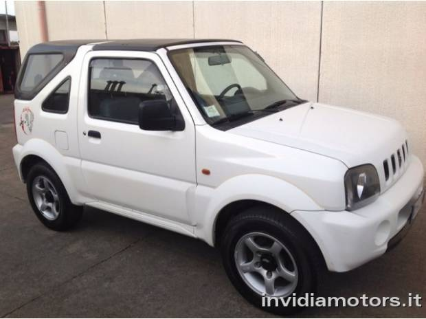 sold suzuki jimny 1 3 16v cabrio 4 used cars for sale autouncle. Black Bedroom Furniture Sets. Home Design Ideas