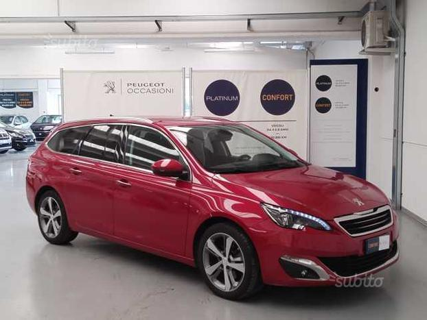 sold peugeot 308 bluehdi 150 eat6 s used cars for sale. Black Bedroom Furniture Sets. Home Design Ideas
