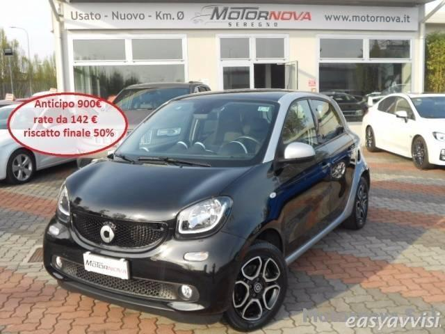 sold smart forfour 70 1 0 prime be used cars for sale autouncle. Black Bedroom Furniture Sets. Home Design Ideas