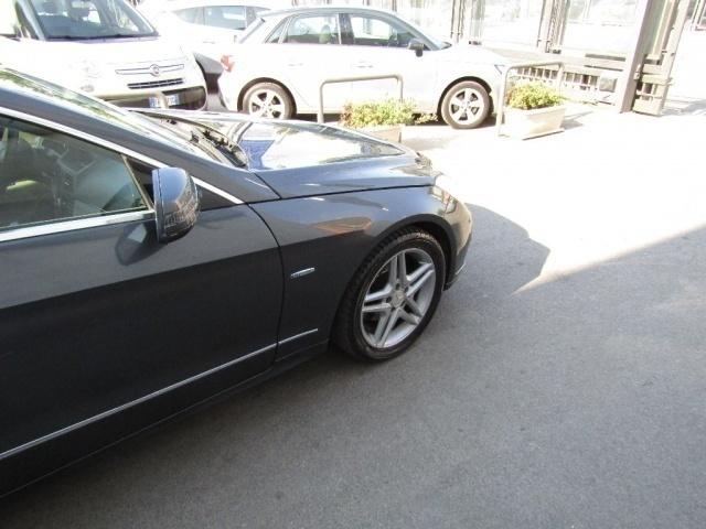 Sold mercedes e220 cdi coup bluee used cars for sale for Bianco arredamenti somma vesuviana