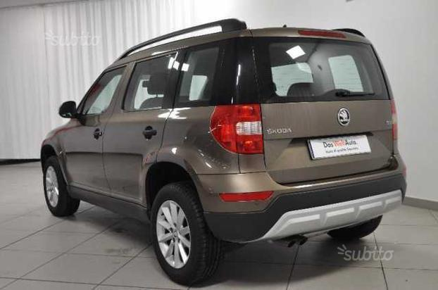 sold skoda yeti yeti outdoor 2 0 t used cars for sale autouncle. Black Bedroom Furniture Sets. Home Design Ideas