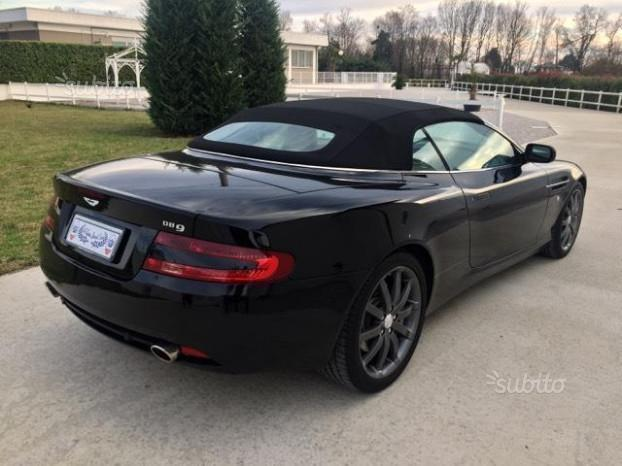 Sold Aston Martin Db9 Db9 Volante Used Cars For Sale