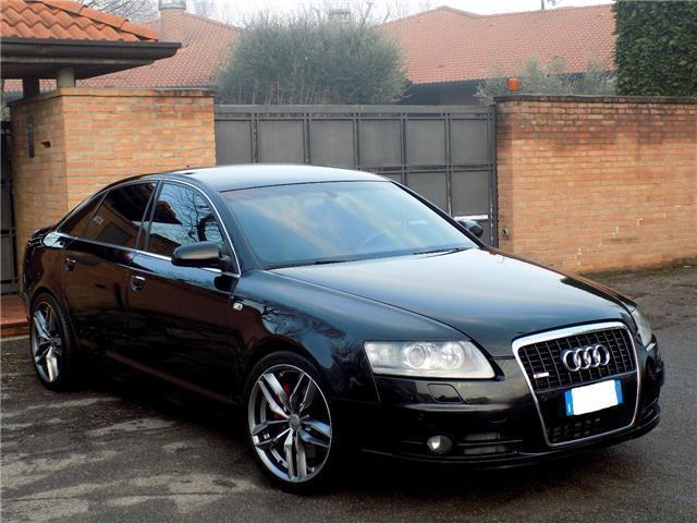 Sold audi a6 3 0 4x4 berlina s lin used cars for sale for Lunghezza audi a6 berlina