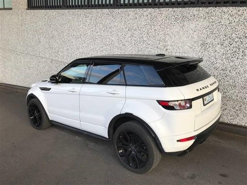 Sold land rover range rover evoque used cars for sale for Prezzo del pacchetto di 2 box auto