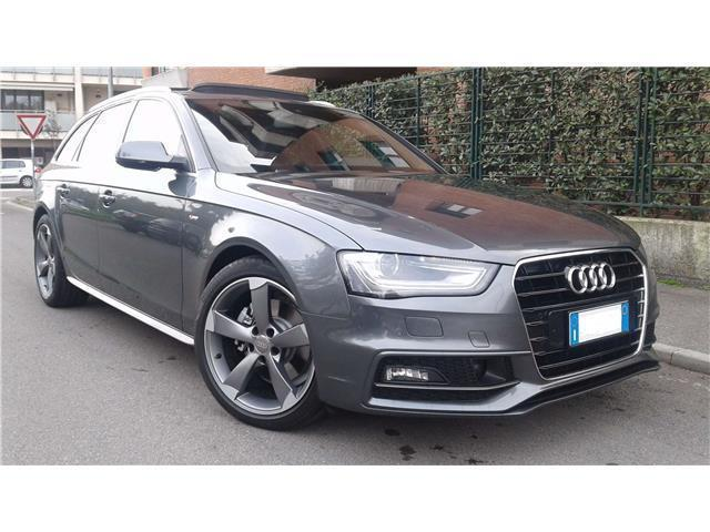 Sold Audi A4 Avant 2 0 Euro6 S Lin
