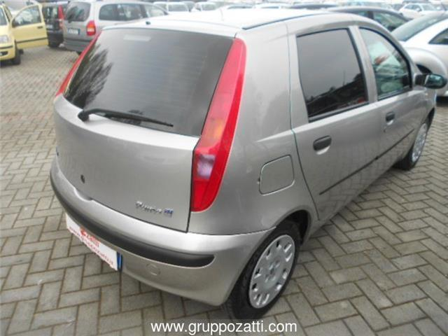 Sold Fiat Punto 1 2 16v 5 Porte Dy Used Cars For Sale