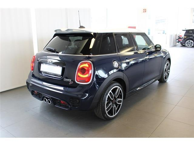 sold mini cooper sd 2 0 5 porte ki used cars for sale autouncle. Black Bedroom Furniture Sets. Home Design Ideas