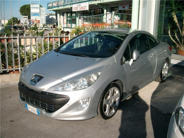 sold peugeot 308 cc 2 0 hdi 136cv used cars for sale autouncle. Black Bedroom Furniture Sets. Home Design Ideas