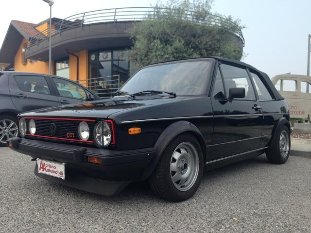 sold vw golf cabriolet golf cabrio used cars for sale. Black Bedroom Furniture Sets. Home Design Ideas