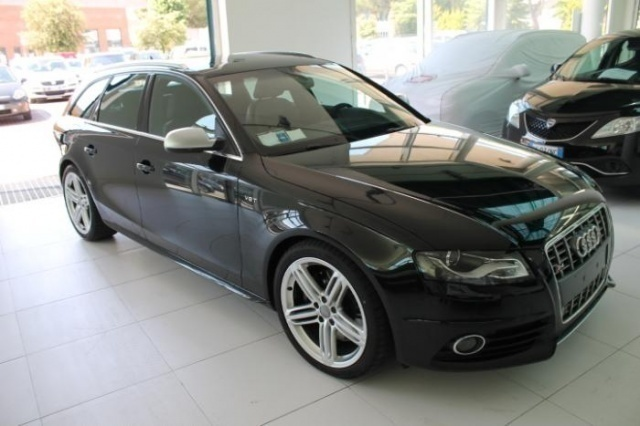Sold Audi A4 4 Serie S4 Avant 30 T Used Cars For Sale