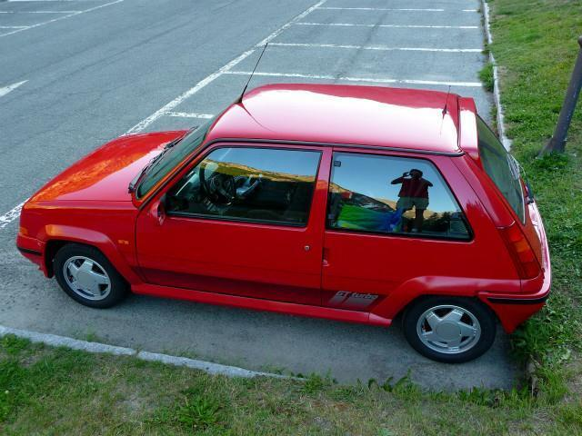 sold renault r5 gt turbo used cars for sale autouncle. Black Bedroom Furniture Sets. Home Design Ideas